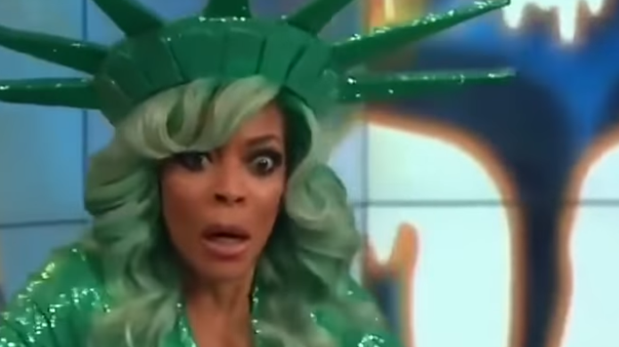 wendy williams fainting on her talk show