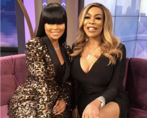 Black Chyna and Wendy Williams