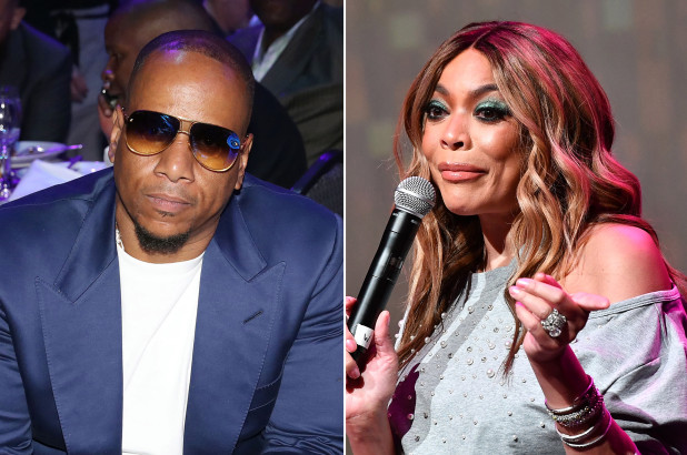 Wendy Williams and husband- kevin hunter