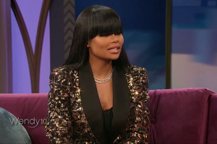 Black Chyna interview on Wendy Williams