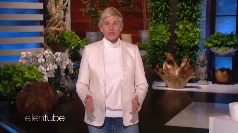 Ellen DeGeneres Show's 18th season