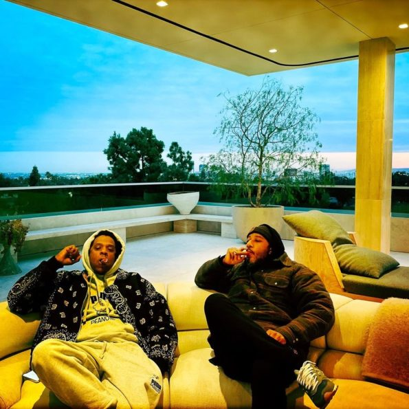 Jay Z and Swizz Beats